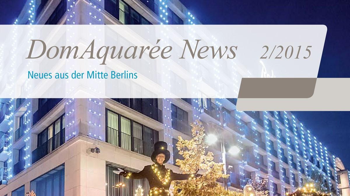 DomAquarée Berlin at a Glance | DomAquarée Berlin