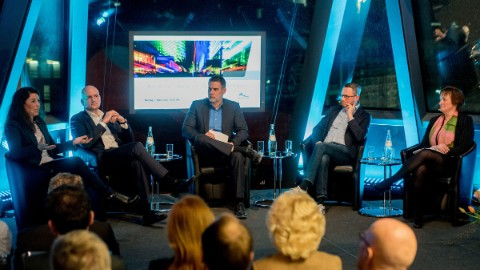 picture: Why Berlin Panel discussion.